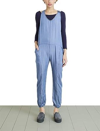 efe992ccb7f Amazon.com  NEVEREVEN Women s Snap-Button Jumpsuit