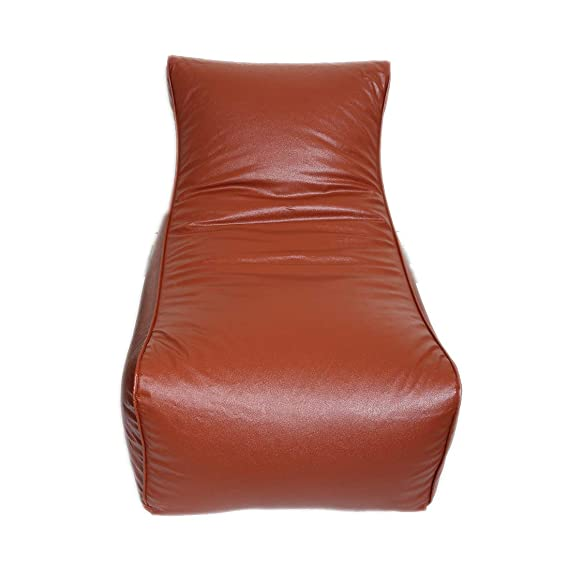 Maruti fun bags Bean Bag Cover Lounger Without Beans Size Standard Bronze Bean Bag Covers