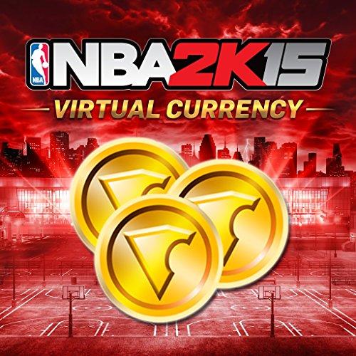 NBA 2K15 - 120,000 Virtual Currency - PlayStation 3 [Digital Code]