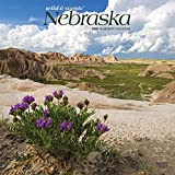 Nebraska Wild & Scenic 2020 12 x 12 Inch Monthly Square Wall Calendar, USA United States of America Midwest State Nature