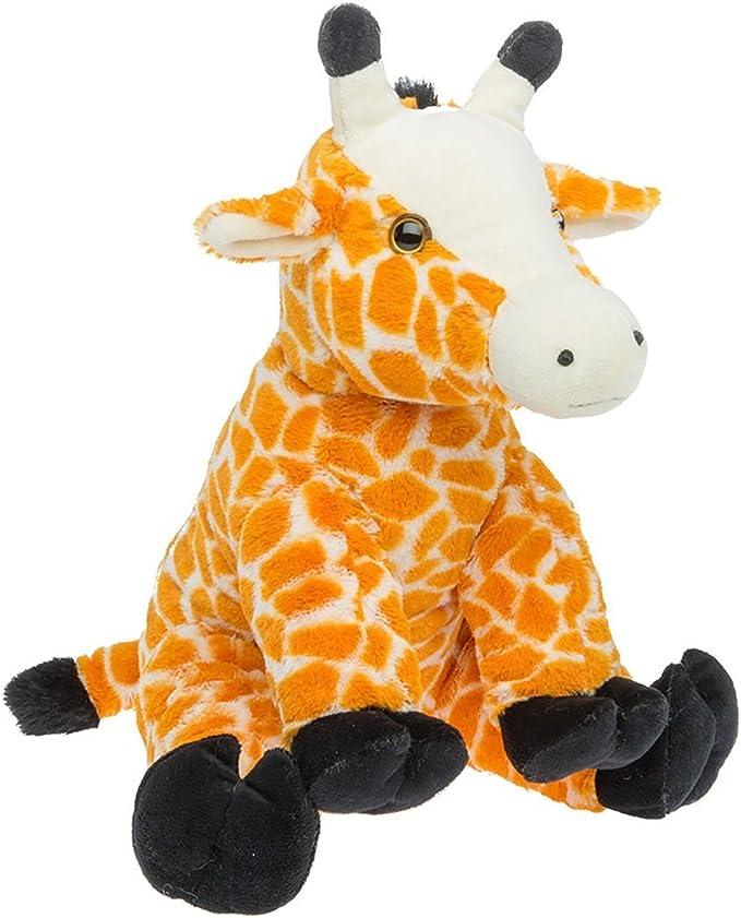 Bear Factory Cuddly Soft 16 inch Stuffed Short Fur Giraffe We stuff em...you love em