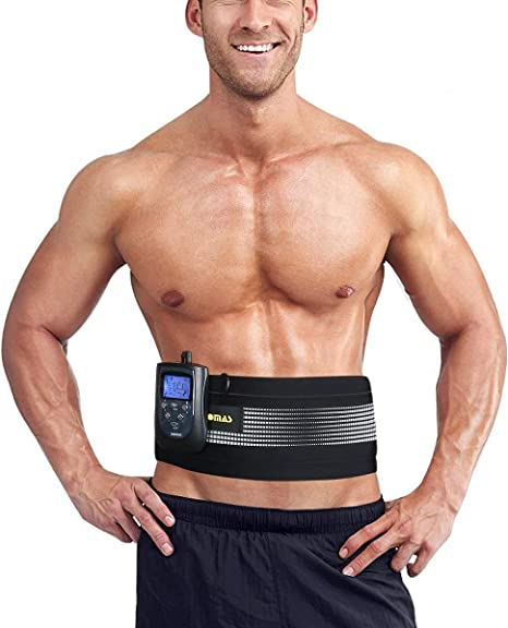 Muscle elettrostimolatore FOR ABS ARMS LEGS Life with 10 spares