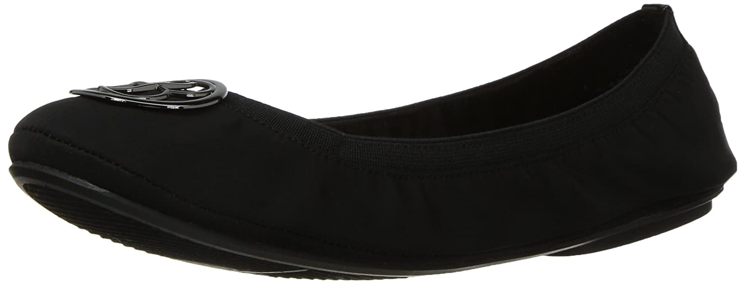 Bandolino Women's Eritto Ballet Flat B01MR5J2M0 9.5 B(M) US|Black