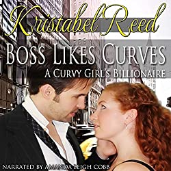 Boss Likes Curves: A Curvy Girl's Billionaire