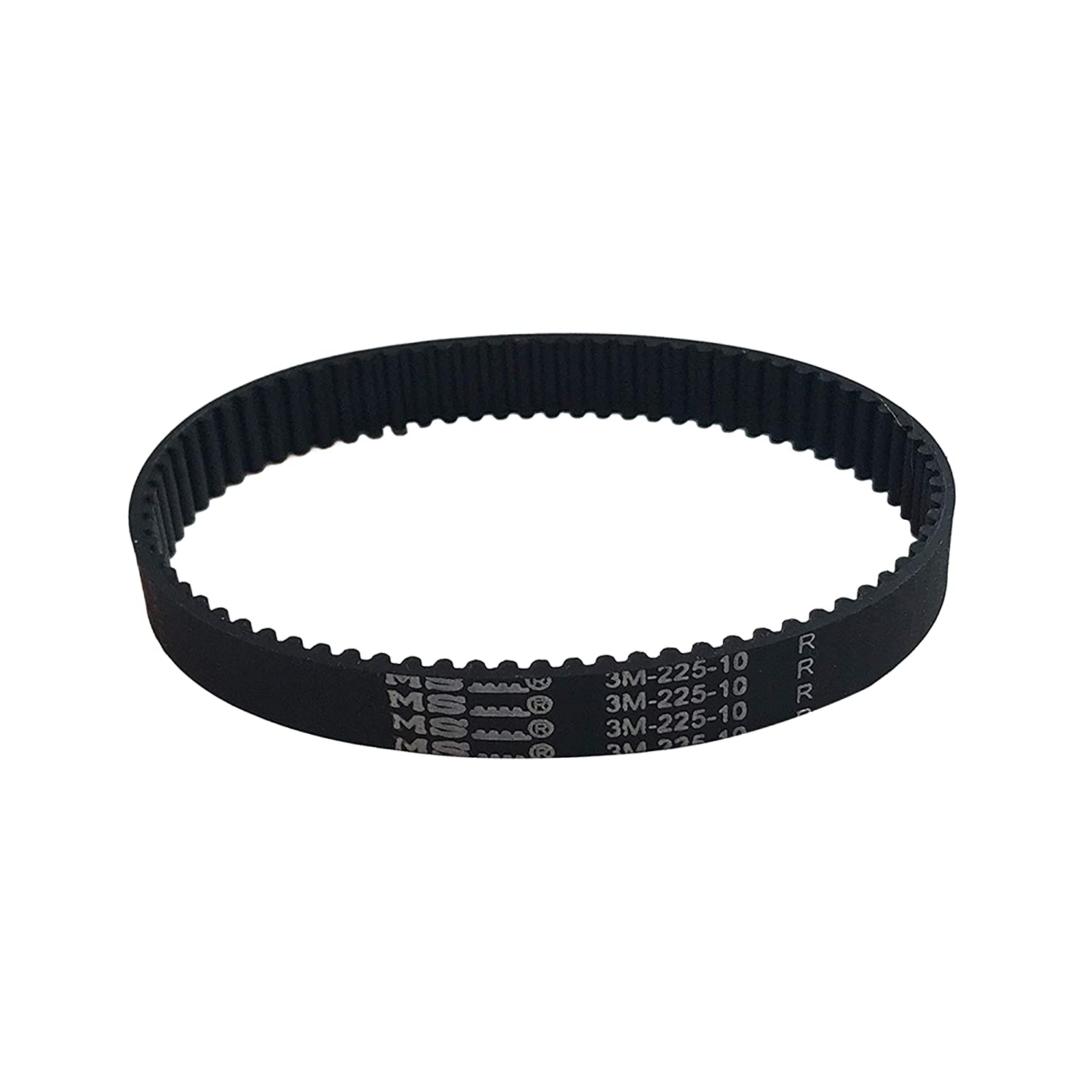 Crucial Vacuum Replacement Belt Parts - Compatible with Dyson Part # 16200 16216 HRC1 - Fits Models 16200, 40300, 40400 HHT-011, HHT-080, HHT-081, HHT-090, HHT-145, HHT-149, HHT-085 HAP-244 (1 Pack)