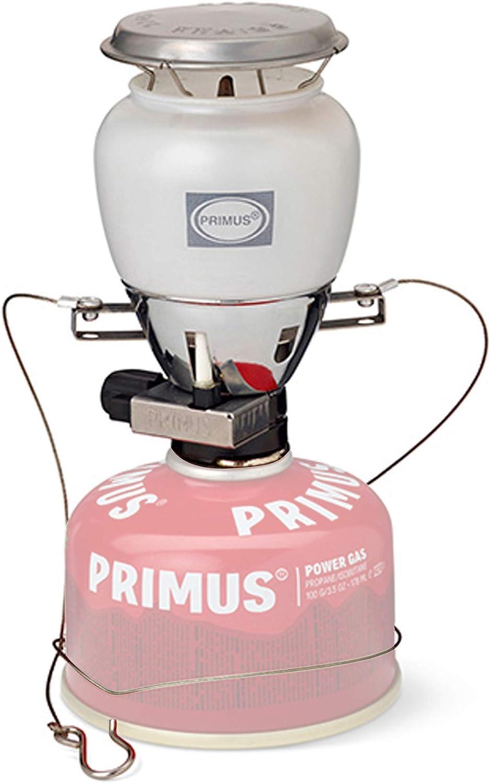 Primus Easy Light - Faroles y antorcha - Gris/Blanco 2016