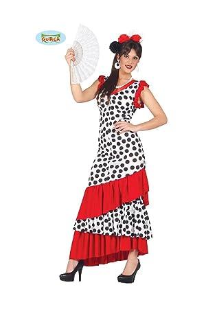 Guirca 80882 - Traje De Flamenca Adulta Talla L 42-44