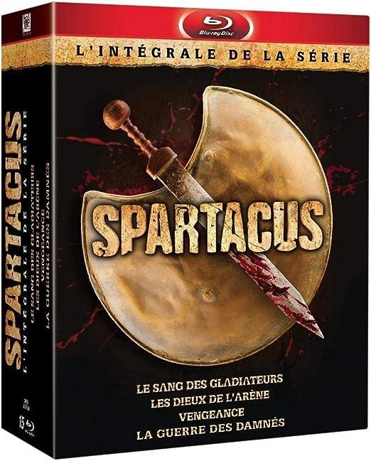 Spartacus - Lintégrale de la série : Le sang des Gladiateurs + ...