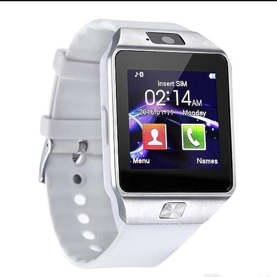 Amazon.com: smartwatch dz09 Bluetooth Facebook Calender ...