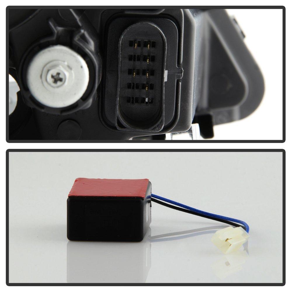 Xtune PRO-JH-VJ11-DRL-BSM Projector Headlight
