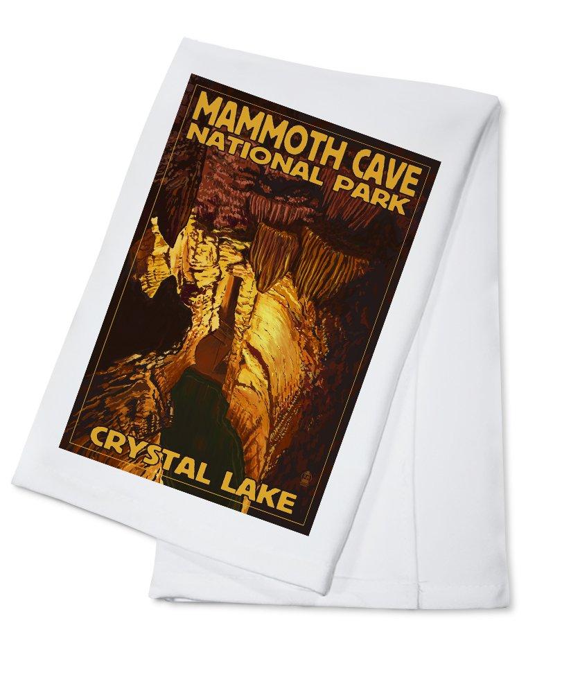 新品同様 マンモスケイブ Giclee – クリスタル湖 24 x 36 Giclee Print Cotton 24 LANT-25642-24x36 B0184BGLJA Cotton Towel Cotton Towel, ジョイスキップ:066a226a --- mail.afisc.net