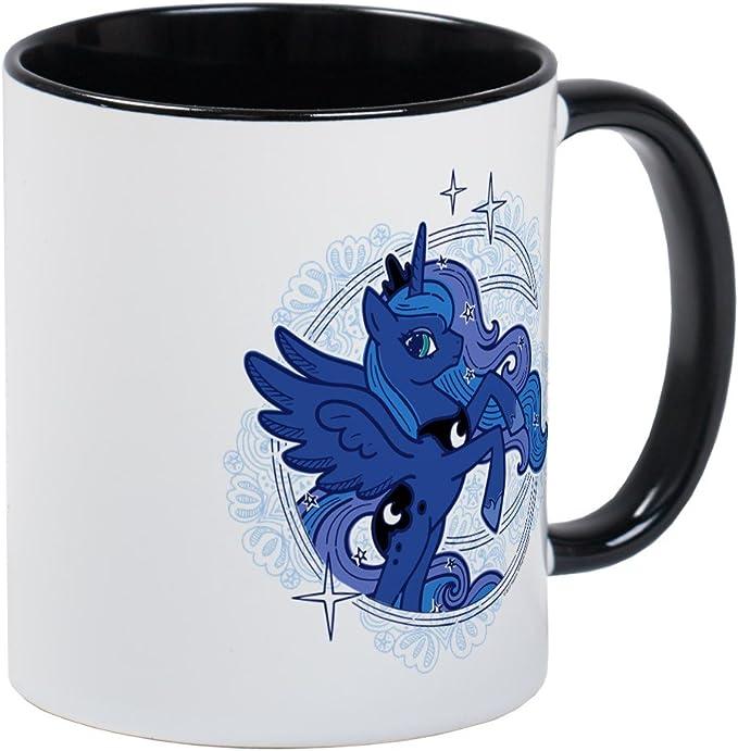 Best MIMI Ever Gift Mug Christmas Cute Birthday Stripes Blue Grandma