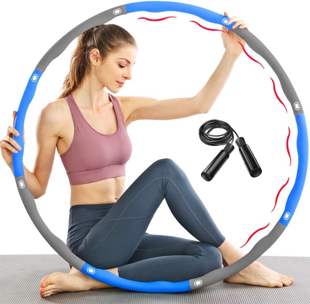 Verbesserter Edelstahlkern Mit Dicker Premium Sch Ttmow Fitness Erwachsene Hoop