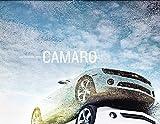 2012 Chevrolet Chevy Camaro Original Sales Brochure Catalog