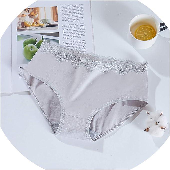JungKook 2019 Bragas de algodón sin Costuras para Mujer, lencería ...