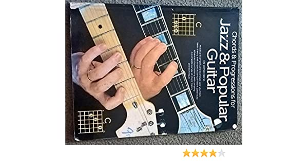 Chords And Progressions For Jazz And Popular Guitar: Amazon.es ...