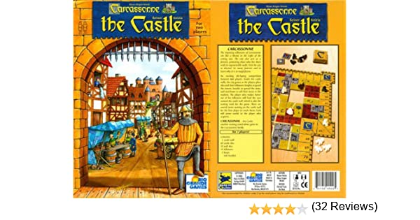 Carcassonne: The Castle: Amazon.es: Juguetes y juegos