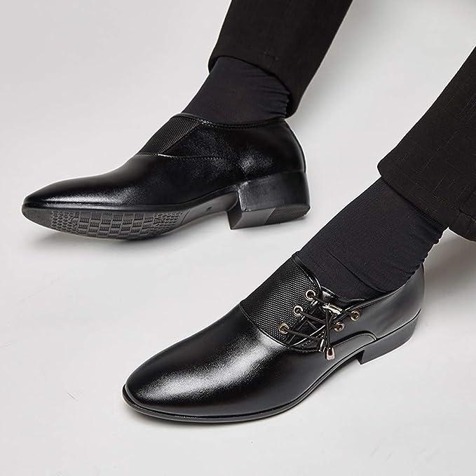 Zapatos para Hombre Caballero de Negocios,Sonnena Zapatos