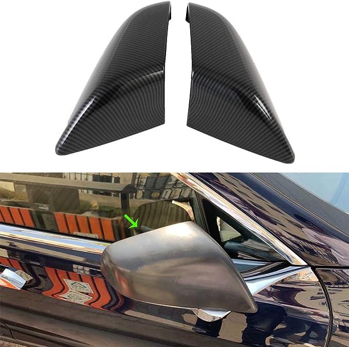 Oubolun OBLRear Trunk Streamer for Tesla Model S 2016-2019 ABS Plastic 1 Pieces Car Exterior Accessories