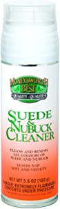 Moneysworth & Best Suede & Nubuck Cleaner, 5.6-Ounce