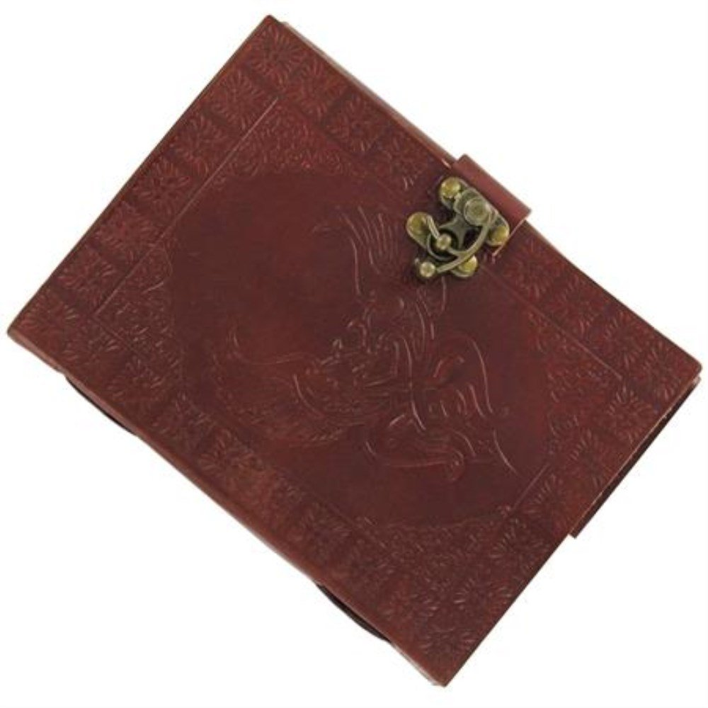 Wings of Love Leather Journal