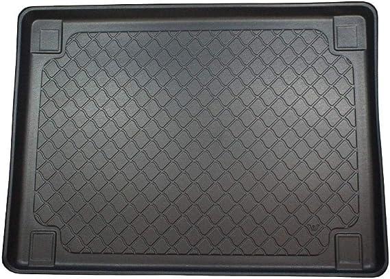 Mdm Kofferraumwanne Tourneo Connect 2014 Facelift 01 2018 Kofferraummatten Passgenaue Mit Antirutsch Passend Für 5 Sitzer Kurz Cod 4457 Auto