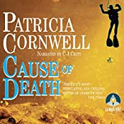 Cause of Death: Dr Kay Scarpetta, Book 7 | Patricia Cornwell