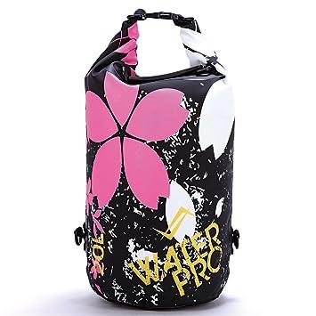 Amazon.com: Pro Blossom de agua mochila impermeable Bolsa ...