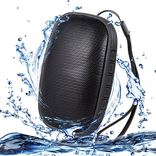 Bluetooth Speaker, Portable Wireless Speaker with Waterproof, Long Time Playtime Superior, Perfect Speaker for Home, Party, Camping Outdoors