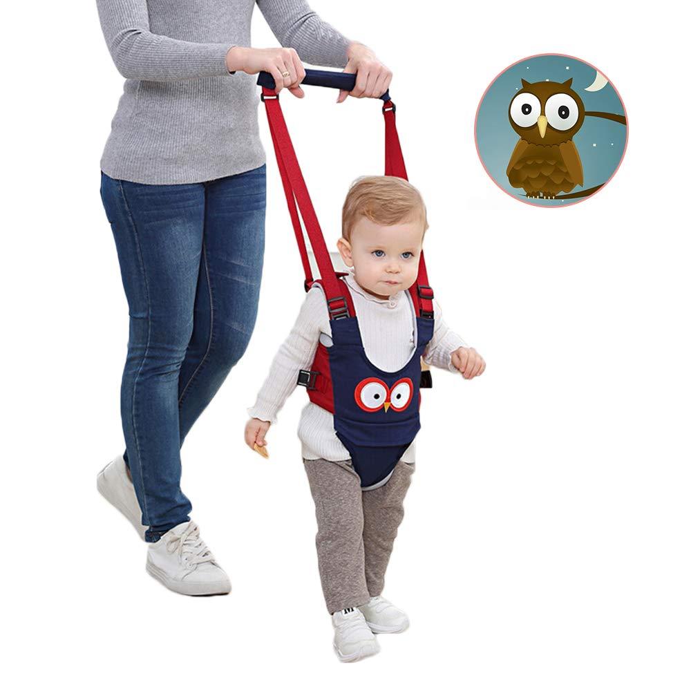 Amazon.com: Arnés de paseo para bebé de mano, arnés seguro ...