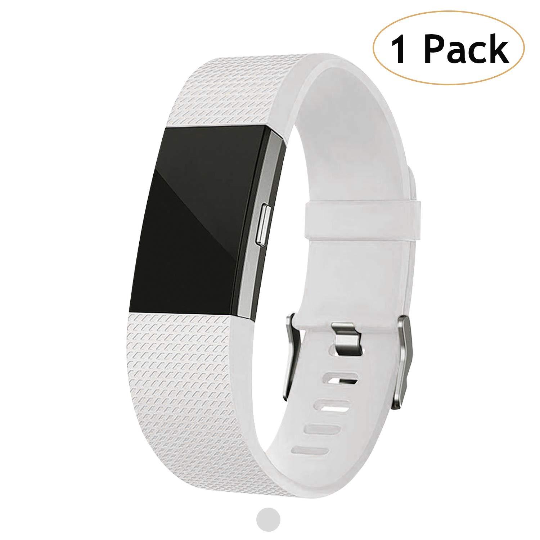 Amazon.com: Poshei para Fitbit Charge 2 bandas, Classic ...