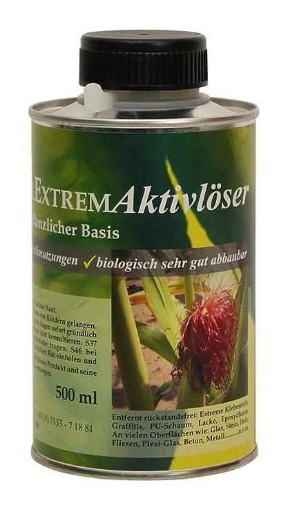 gelextreme de Solucionador de activo (decapante) con pincel 500 ml – Natural abbeizmittel a