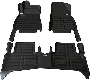 CARPET BLACK Heavy Duty PIONEER Interior CAR Floor MATS SET GIFT IDEA