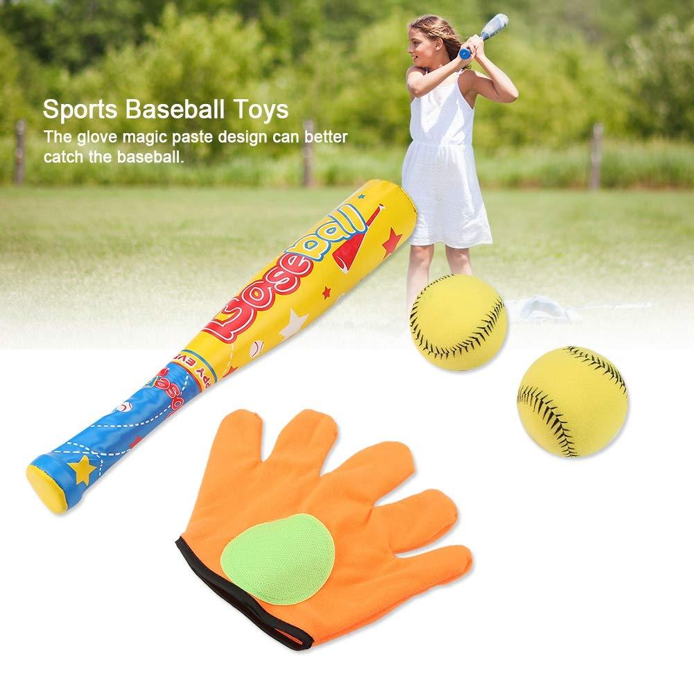TOPINCN Deportes Béisbol Juguetes plástico Suave Respetuoso con el ...