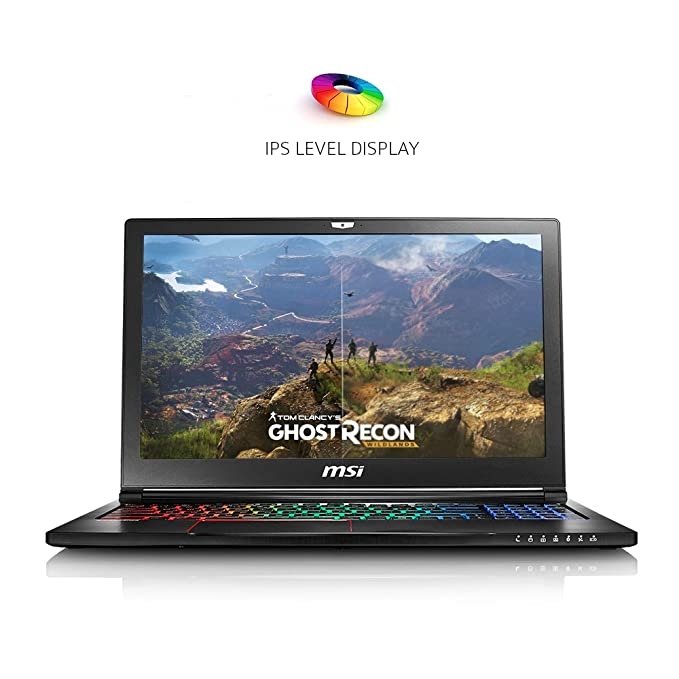 Amazon.com: MSI GS63 STEALTH-060 15.6