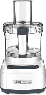 Cuisinart FP-8 Elemental 8-Cup Food Processor, White