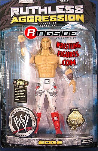 WWE Wrestling Ruthless Aggression Series 29 Action Figure Edge by WWE