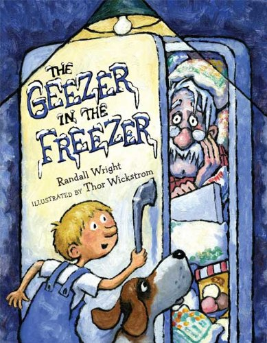 geezer in the freezer - 1