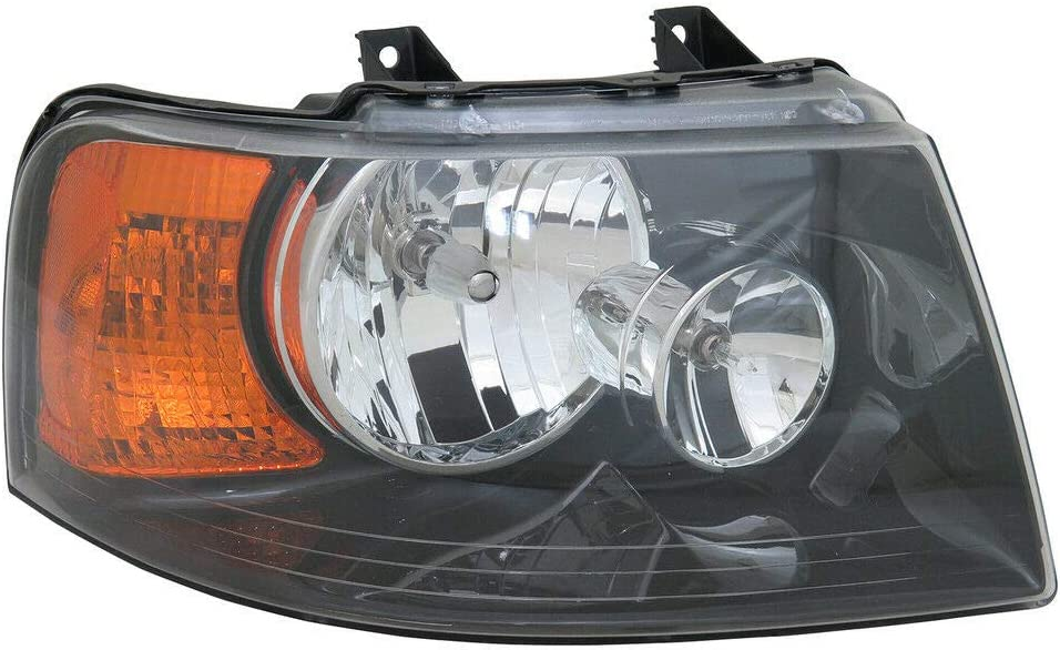 For Ford Expedition 2003-2006 TYC 20-6398-90-1 Driver Side Replacement Headlight