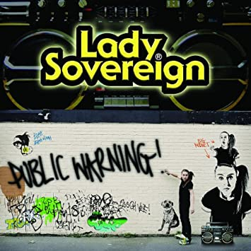 cd lady sovereign
