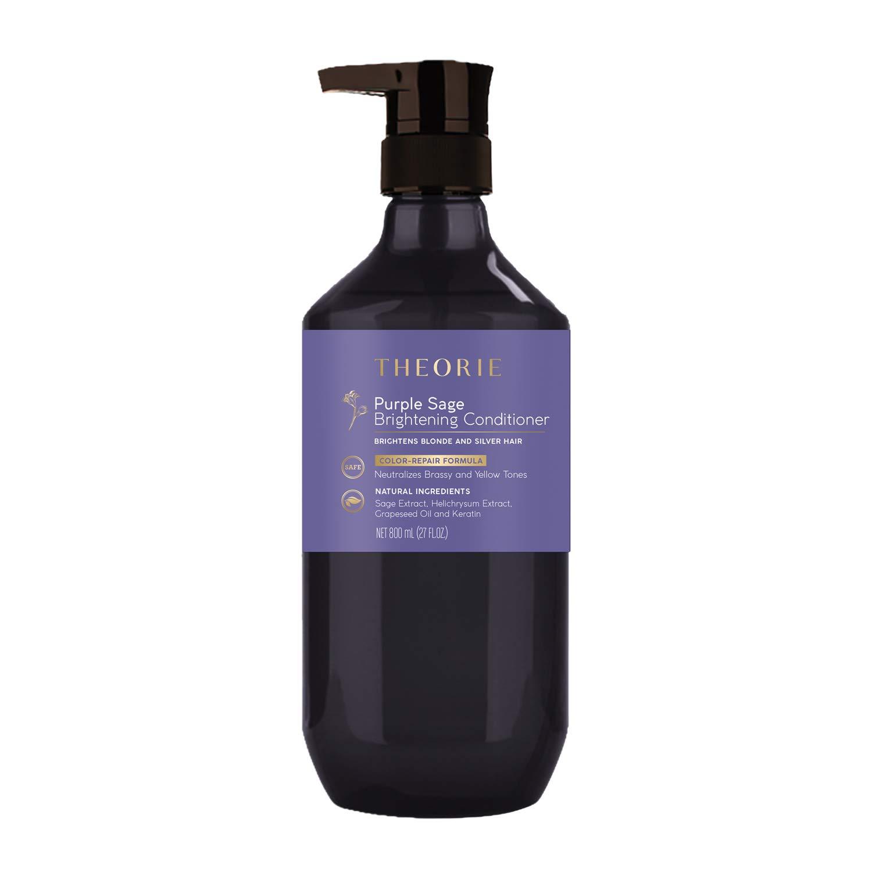 Amazon Com Theorie Purple Sage Brightening Shampoo 800ml Label Design May Vary Beauty