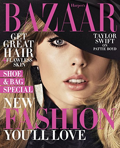 Harper's Bazaar Magazine (August, 2018) Taylor Swift - Magazine Covers Bazaar