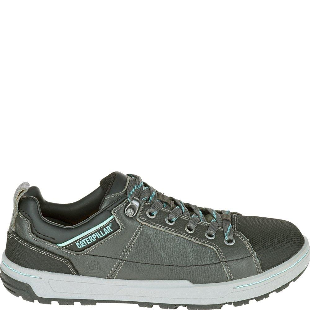 Caterpillar Women's Brode Steel Toe Work Shoe,Dark Grey,9.5 W US
