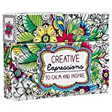Creative Expressions: Cards to Color and Share