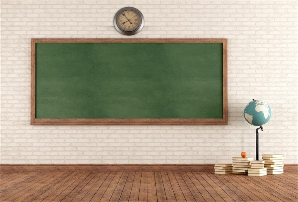 Amazon Com Aofoto 5x3ft Classroom Backdrop Blackboard Photography Background Education School Chalkboard Books Photo Shoot Studio Props Class Study Student Teacher Boy Girl Kid Artistic Portrait Vinyl Wallpaper Camera Photo