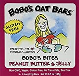 BOBOS OAT BARS BAR BITE PB & J, 6.75 OZ