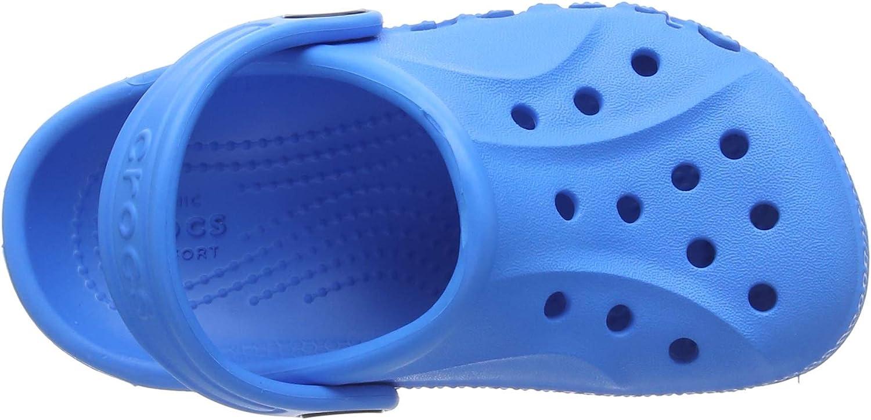 Crocs Unisex-Kinder Baya Clogs 29//30 EU Blau Ocean 456