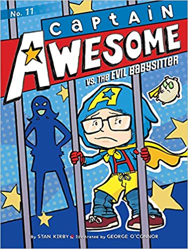 the Evil Babysitter Captain Awesome vs