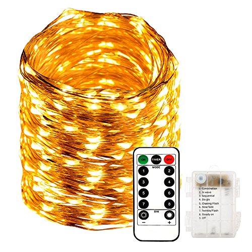 Areskey LED Firework String Lights (Warm White)