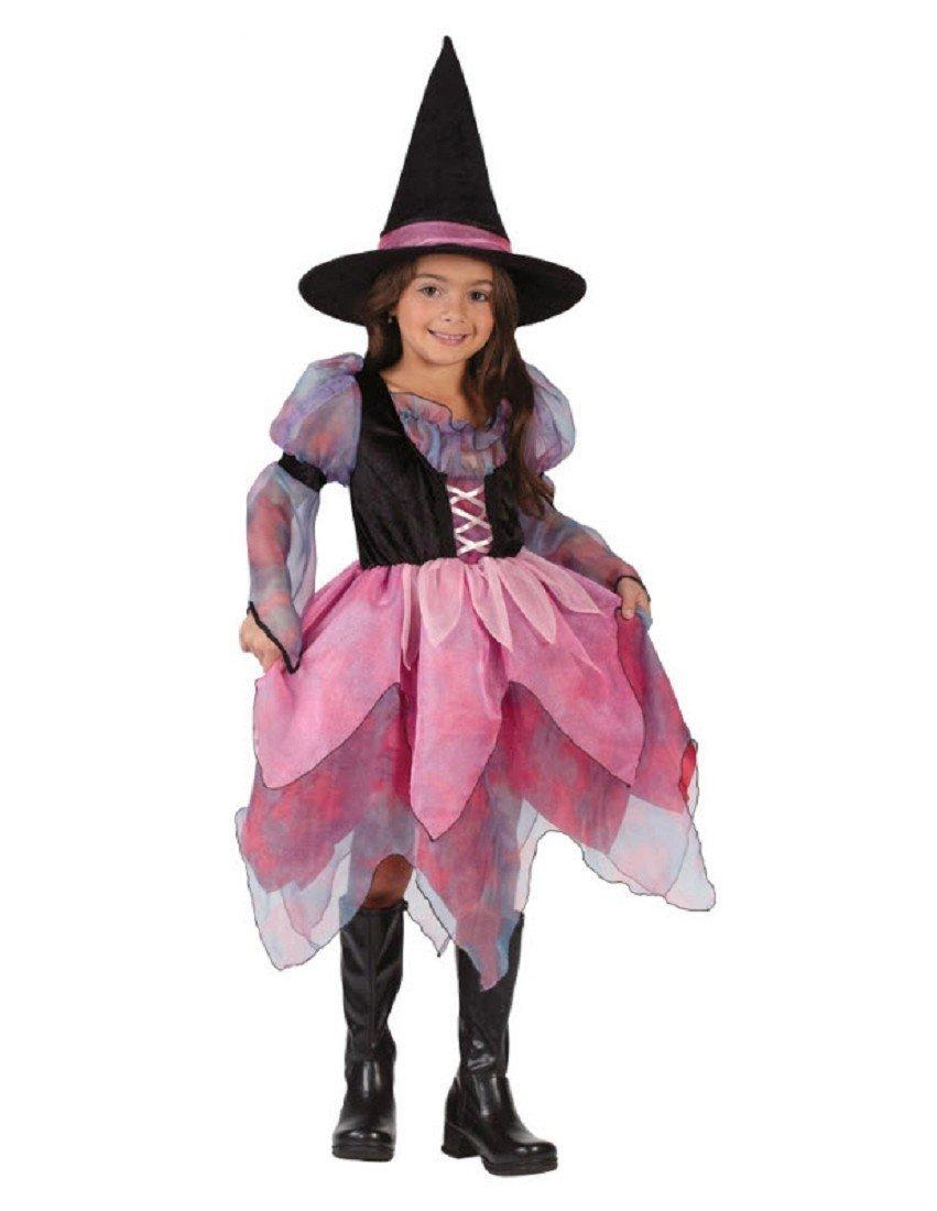 - 61ng5iMqIjL - Fun World – Wonderful Witch Child Costume